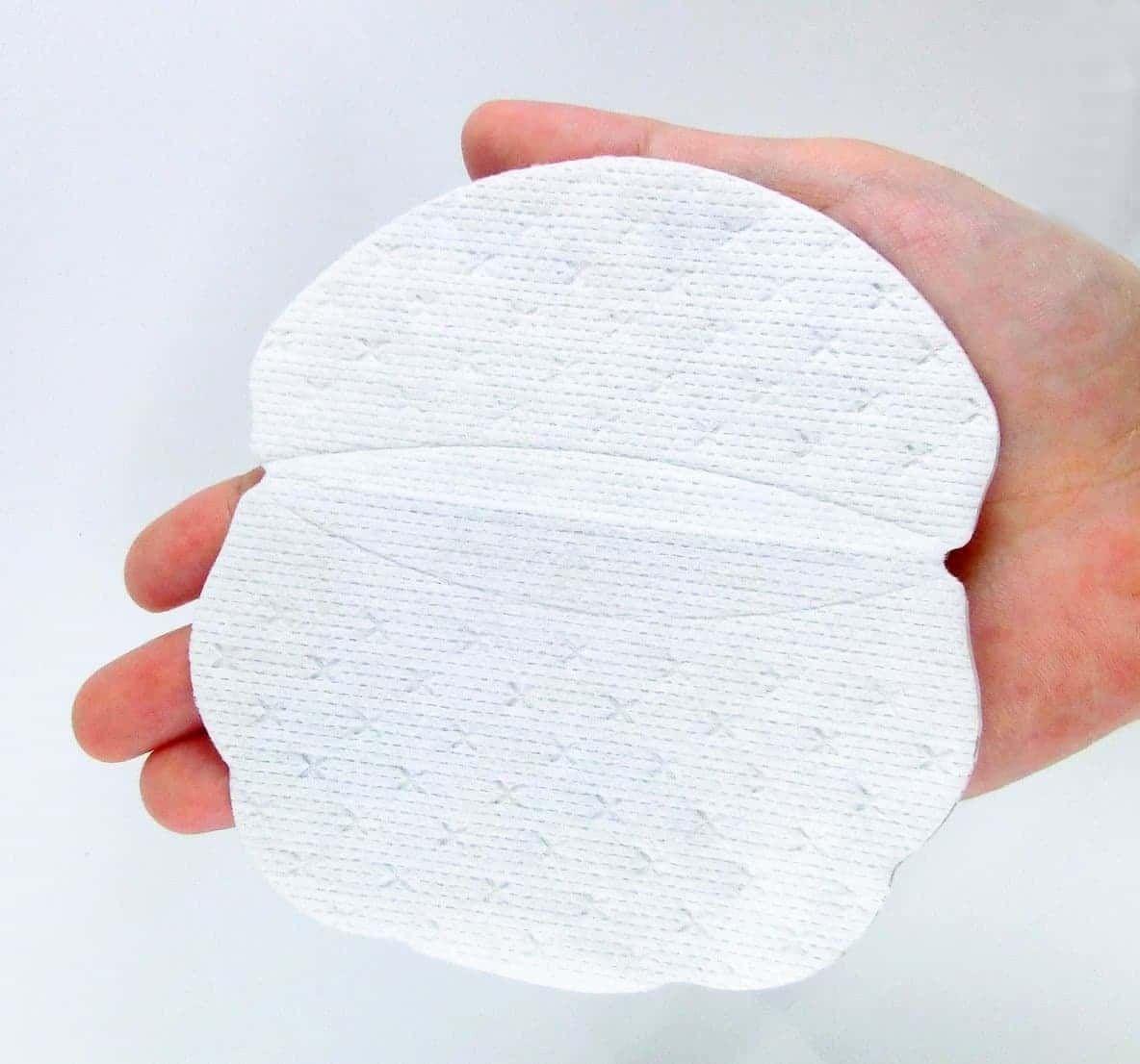 Прокладки для подмышек от пота: как приклеить вкладыши 43