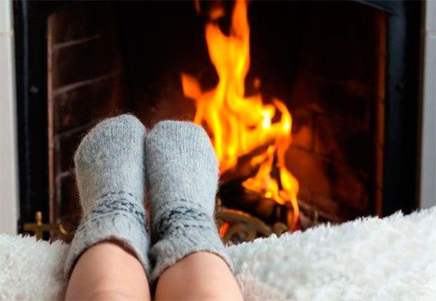 Восстановление терморегуляции ног