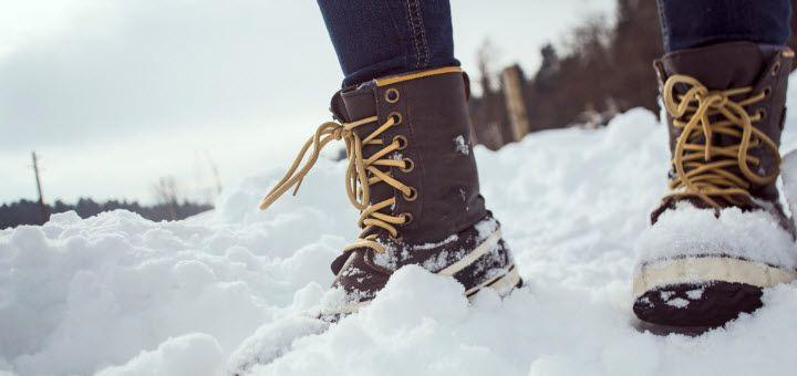 потливость ног зимой