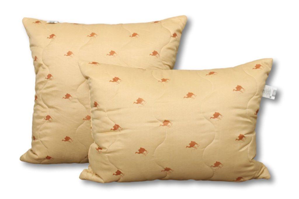Подушка из натуральной шерсти