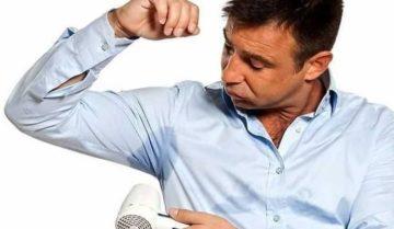 Сильно потеют подмышки - причины у мужчин