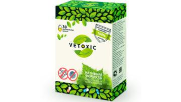 Vetoxic капсулы от паразитов цена инструкция по применению