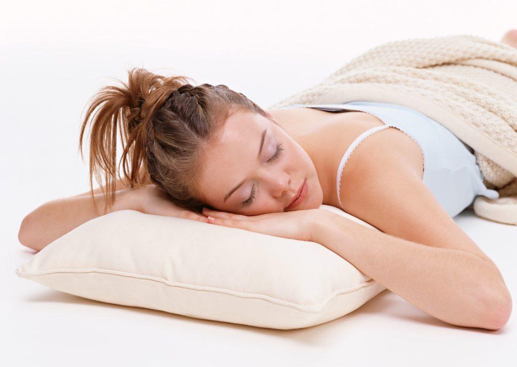 Материалы для подушки чтобы не потела голова