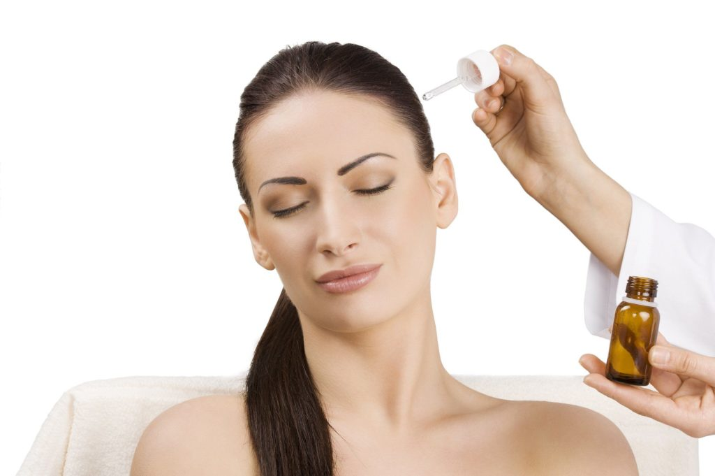 Лечение гипергидроза волос