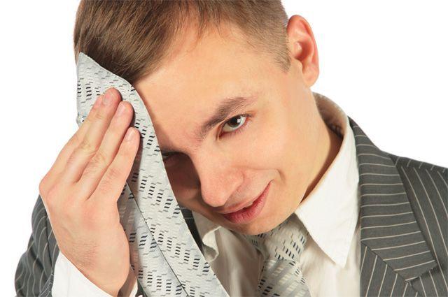 Советы при гипергидрозе головы и лица