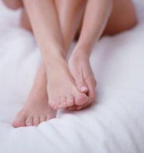 народные средства от пота ног