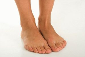 причины потливости ног у мужчин