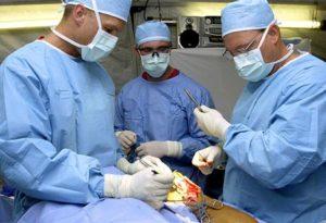 Операция при гипергидрозе