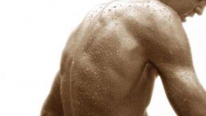 Потеет спина при инфекции