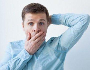 Как не потеть от волнения эмоциональный гипергидроз