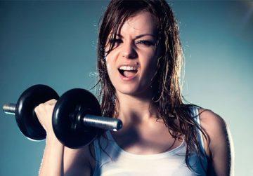 Почему человек сильно потеет при физической нагрузке