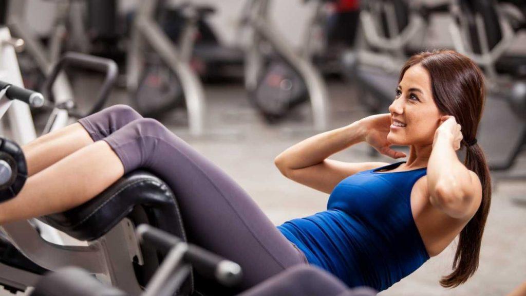 Сильное выделение пота при спортивных занятиях