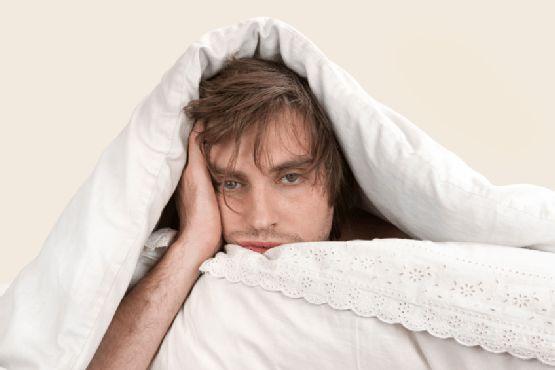постельное белье и потливость