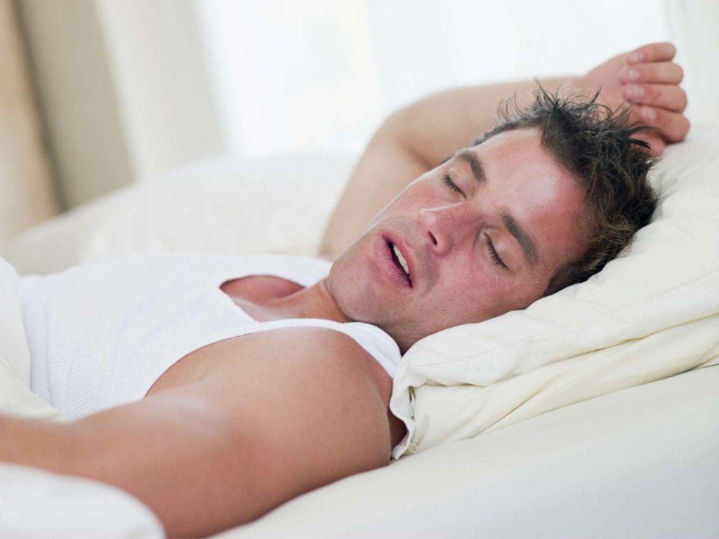 Причины ночного гипергидроза