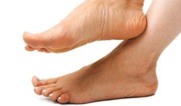 Как избавиться от потливости ног в домашних условиях