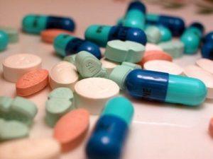 Лекарства от гипергидроза