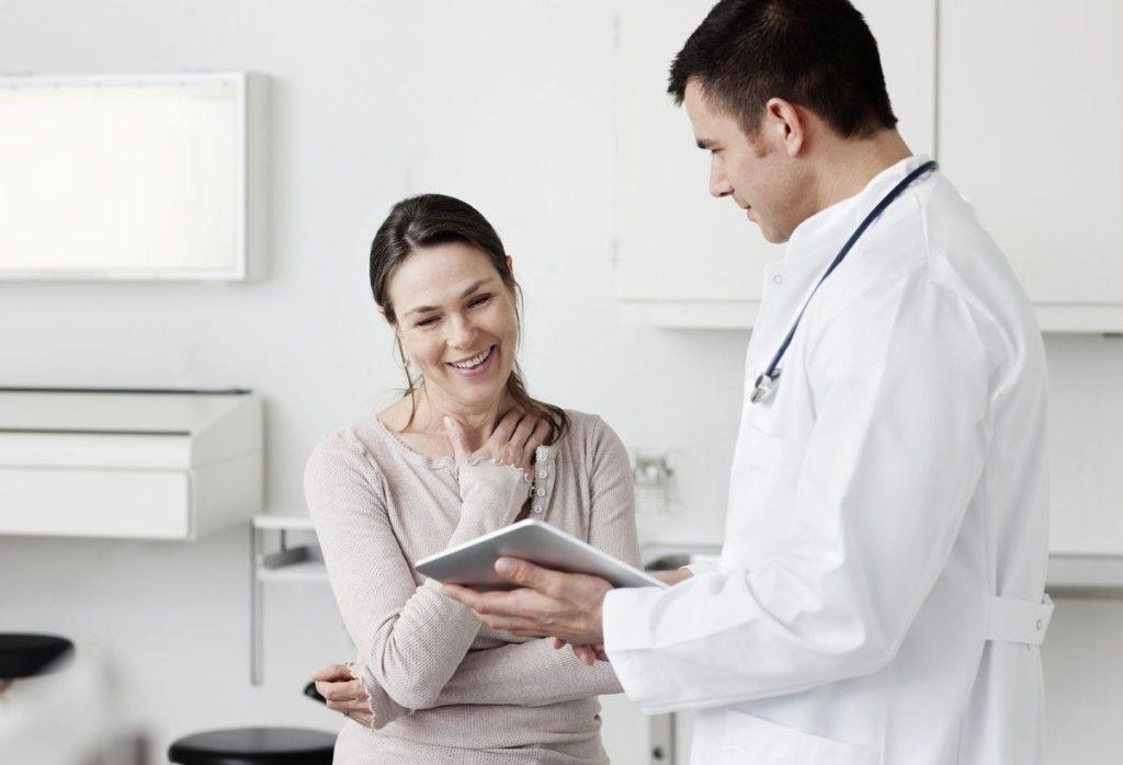 Медицинские методы лечения гипергидроза