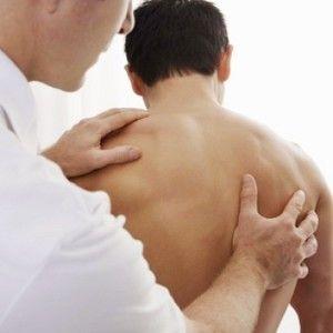 Лечение потоотделения спины