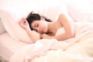 нарушения сна и потливость