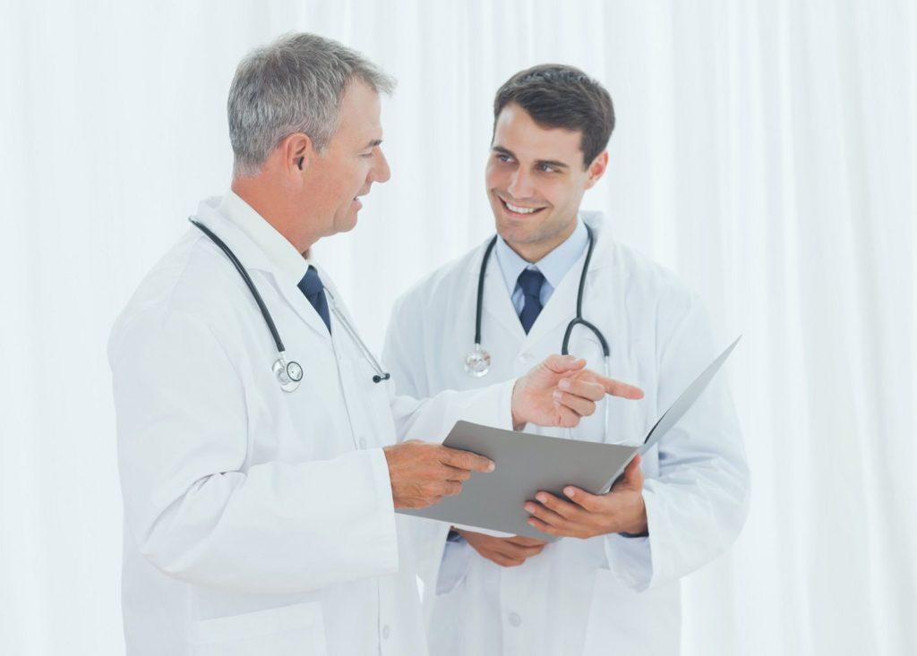 Лечение пота при сопутствующих болезнях