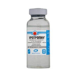 Уротропин раствор для инъекций