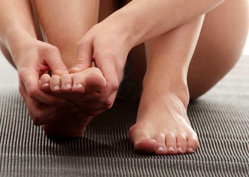 Потеют ноги