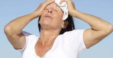 Почему сильно потеет голова и шея у женщин