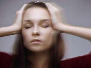 Сотрясение головы