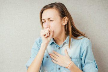 Причины кашля, потливости с температурой и без