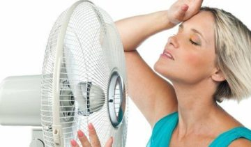Почему человек потеет и ощущает чувство жара без температуры