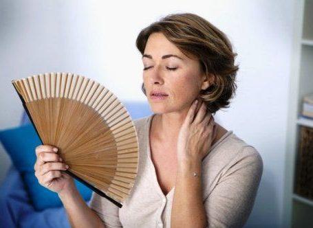 Повышенная потливость головы и шеи у женщин