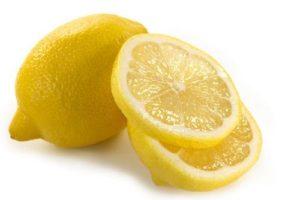 Средства с добавлением лимона
