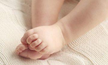 Запах у ног у ребенка