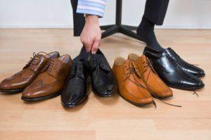 обувь неудобная