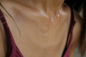 Почему пот в жару охлаждает тело