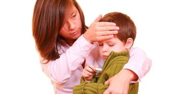 Причины потливости малыша после нурофена