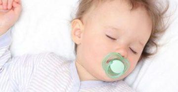 Ночная потливость детей разного возраста