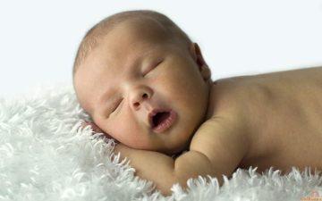 Причины потливости носа у ребенка