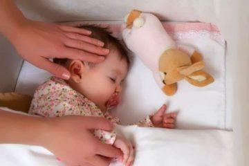 Ребенок вспотел после температуры, хорошо или плохо