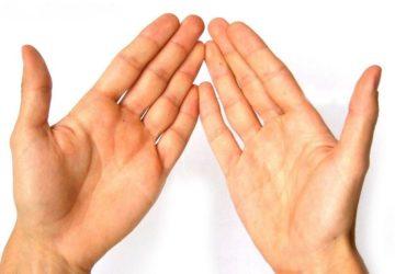 От чего постоянно потеют руки у мужчин