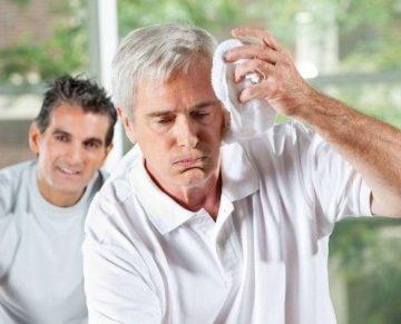 При каких заболеваниях возникает повышенная потливость