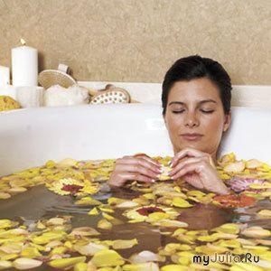 Купание в ванне или душ