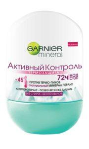 Активный контроль garnier mineral (роликовый)