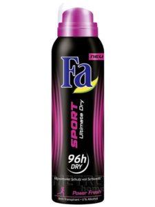 """Антиперспирант """"Sport ltimate Dry"""" от Fa"""