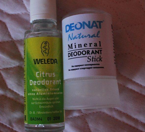 Лучшие дезодоранты для беременных и кормящих