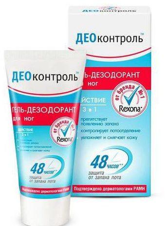 Гель-дезодорант Део контроль