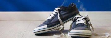 Как избавиться от запаха сырости от обуви