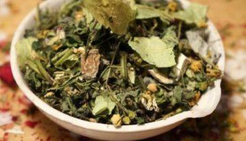 Монастырский чай и сбор Отца Георгия для терапии гипергидроза
