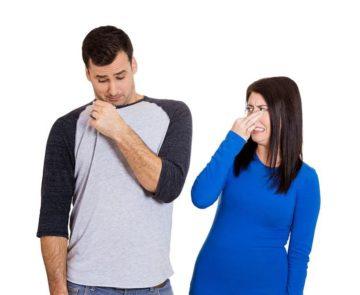 Препараты от запаха пота