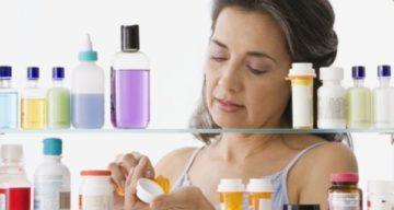Препараты при приливах и потливости